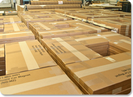 Packaging, Fulfillment & Delivery
